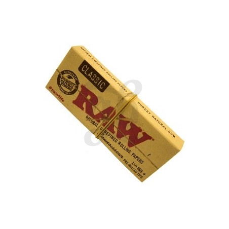 RAW Connoisseur 1.1/4+ Pre rolled Tips