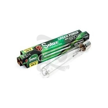 Ampolleta Solux Green Force HPS Mixta