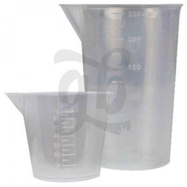 Vasos Medidores 70 y 250ml