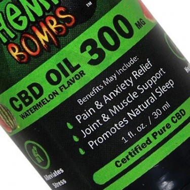 Tintura Hemp Bombs CBD