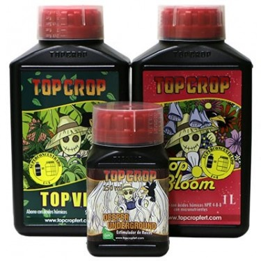 Kit Básico Top Crop