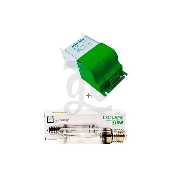 Kit de Iluminación Lec Vanguard