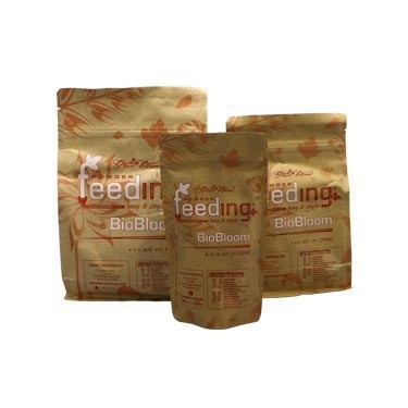 Powder Feeding BioBloom