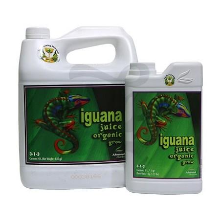 Iguana Juice Organic Grow
