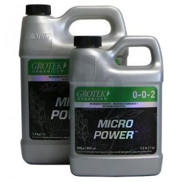 Micro Power Organics