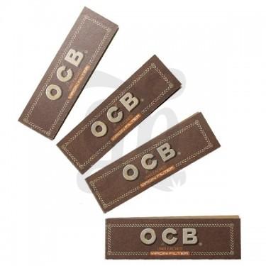 Filtro de cartón OCB Virgin