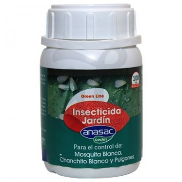 Insectic Jardin Green Line