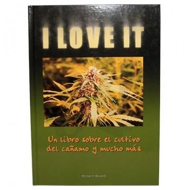 """Libro """"I love it"""""""