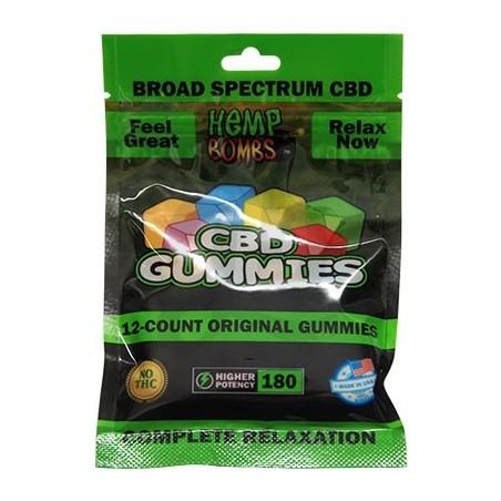 Gummy Hemp Bombs CBD
