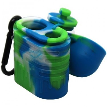 """Waxmaid 2.3"""" Quick Hit Silicone Dugout"""