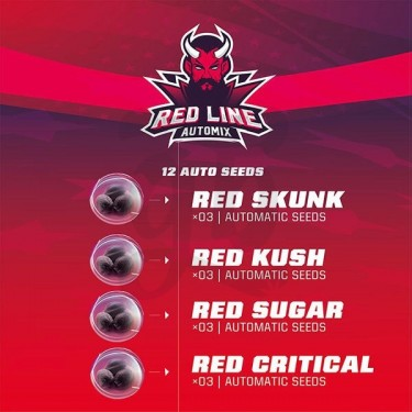 Red Line Auto Mix