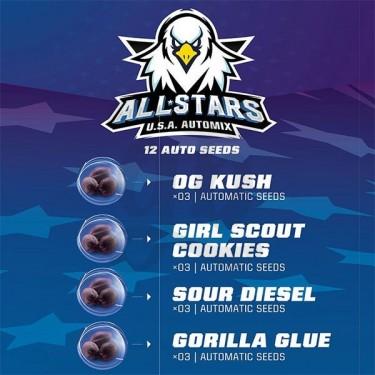 All-Star Auto Mix