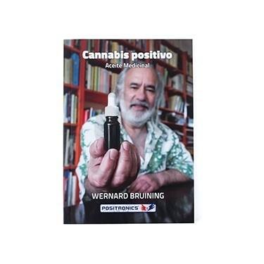"""Libro """"Cannabis positivo, aceite medicinal"""""""
