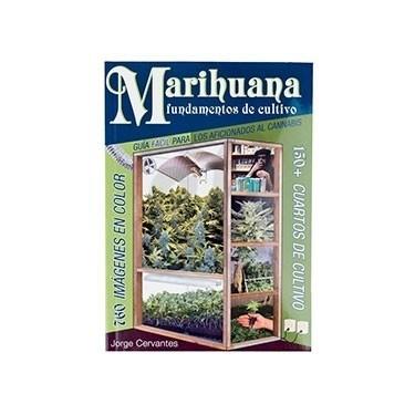 """Libro """"Marihuana fundamentos de cultivo"""" Jorge Cervantes"""
