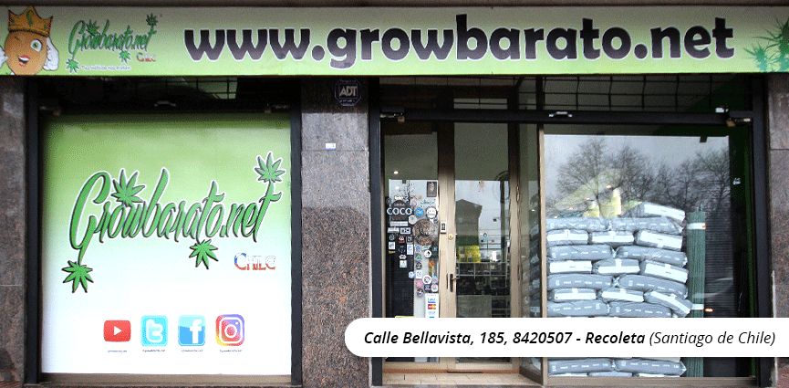 GrowBarato Santiago de Chile